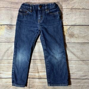 Crewcuts medium wash jeans size 3